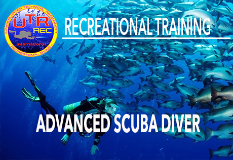 ADVANCED SCUBA DIVER