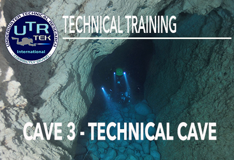CAVE 3 DIVING