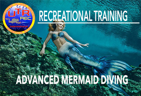 ADVANCED MERMAID DIVING